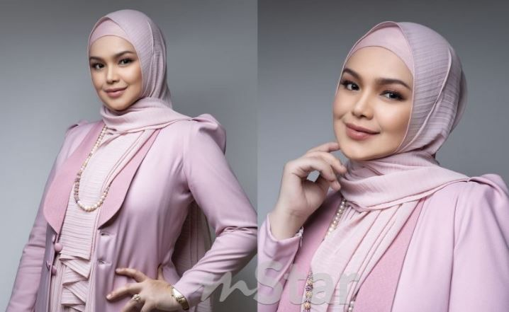 Dato Siti Nurhaliza Akui Kandungan Gugur, Mohon Peminat